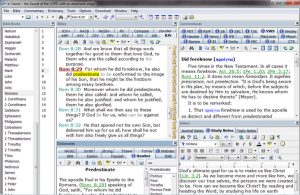 E-Sword Bible Study Software
