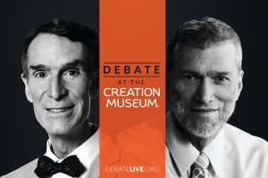 Ken Ham vs. Bill Nye Creation Debate